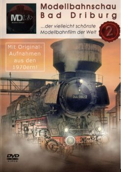 DVD 2: Modellbahnschau Bad Driburg 2