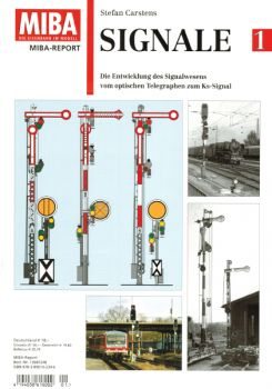 MIBA-Report Signale, Band 1