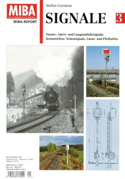 MIBA-Report Signale, Band 3