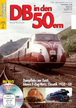 DB in den 50ern